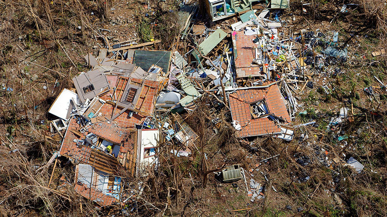 Puerto Rico & Virgin Islands brace for another major hurricane, Maria