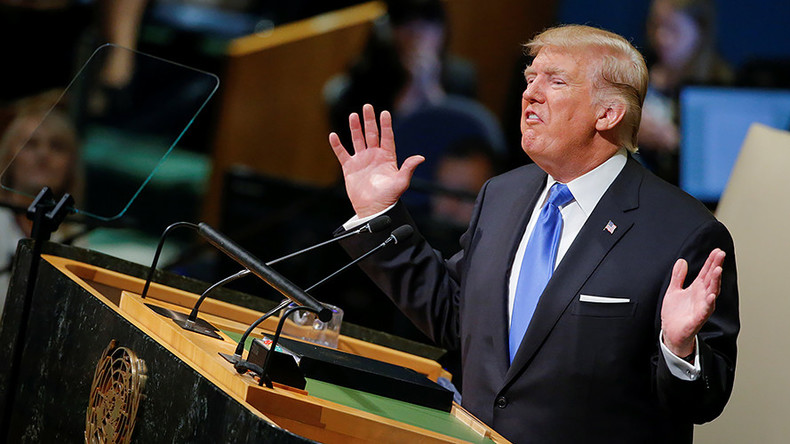 'US doesn't seek to impose its way of life on anyone': 8 key quotes from Trump's UN speech