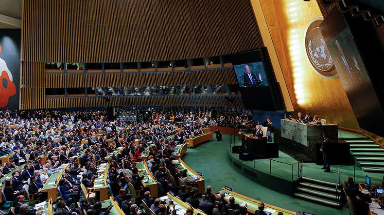 'Complete failure': US organizations unite to decry Trump's UN speech on N. Korea