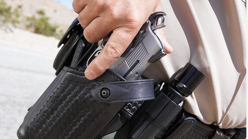 Oklahoma City cops shoot & kill deaf man, despite warnings