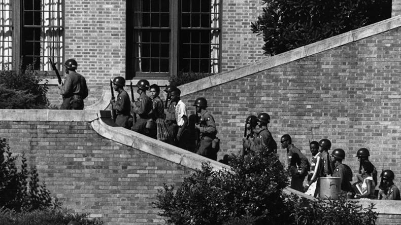 'They were hanging effigies': Little Rock 9 activist recalls hate campaign to block desegregation