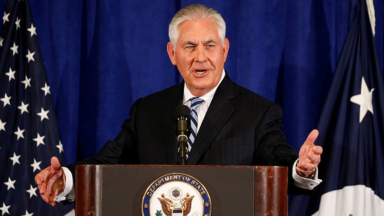 'Clear & concise' Trump won't tell allies his decision on Iran deal – Tillerson