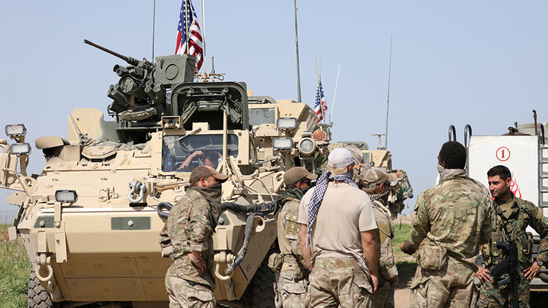 US-led coalition vows to avoid incidents with Russian military in Syria