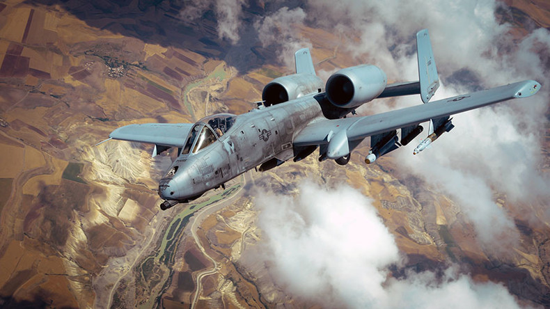Wing and a prayer? US Air Force may ground aging 100 A-10s
