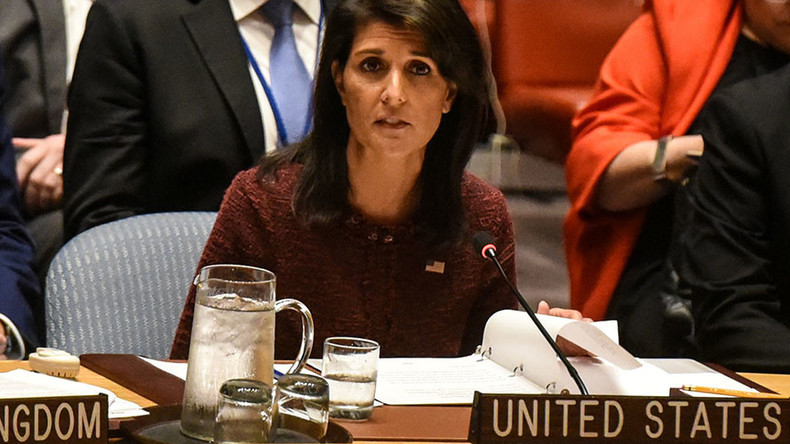 Trump may cite UN resolution to decertify Iran nuclear deal – US envoy to UN