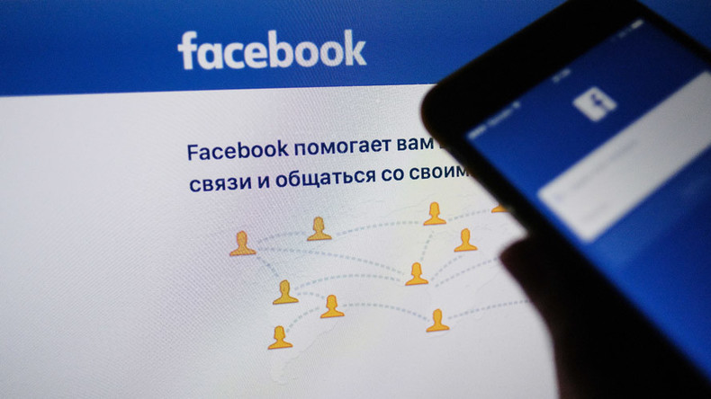 'Deep State moves to Facebook adverts to keep Russian blame game alive'