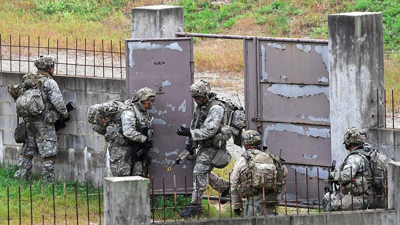 US military receive fake evacuation orders in South Korea