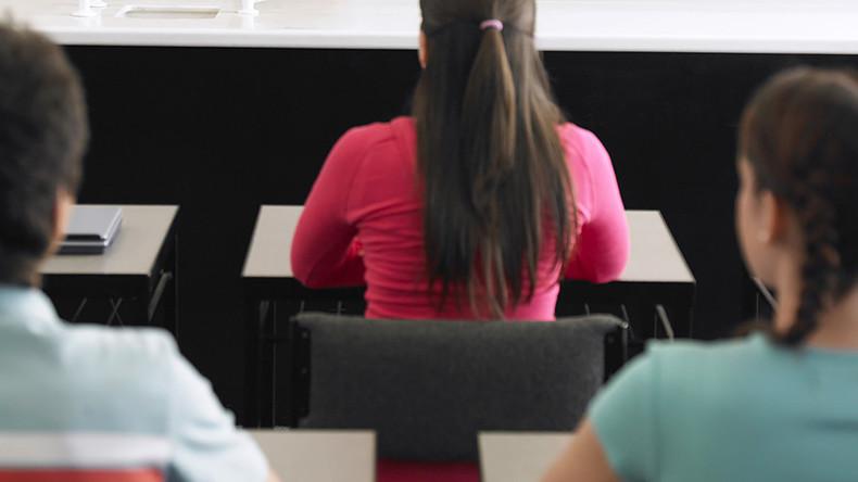 Zieg fail: Teacher fired for teaching third-graders Nazi salute