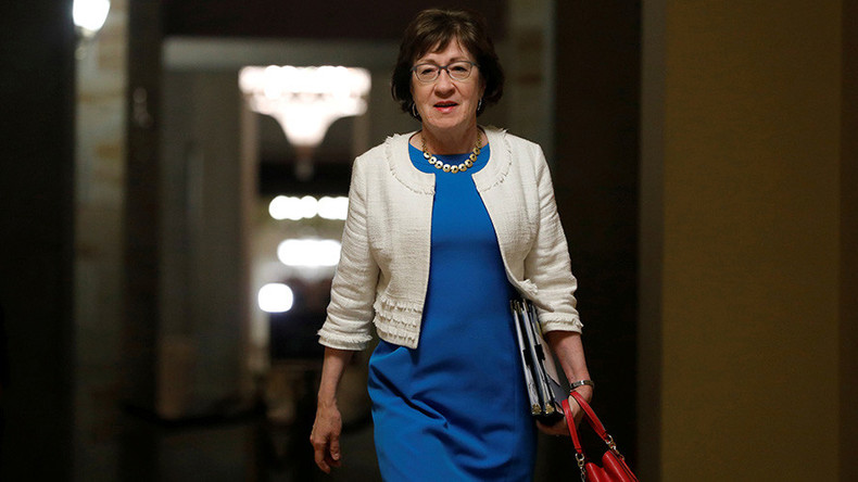 3rd GOP senator says she'll oppose Graham-Cassidy, likely killing healthcare bill