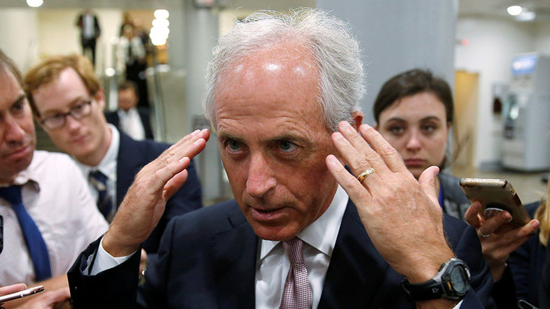 Senator who sponsored US sanctions against 'adversaries' won't seek re-election