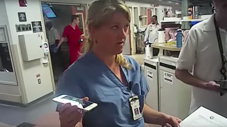 Patient of nurse arrested in viral blood sample stand-off dies (VIDEO)