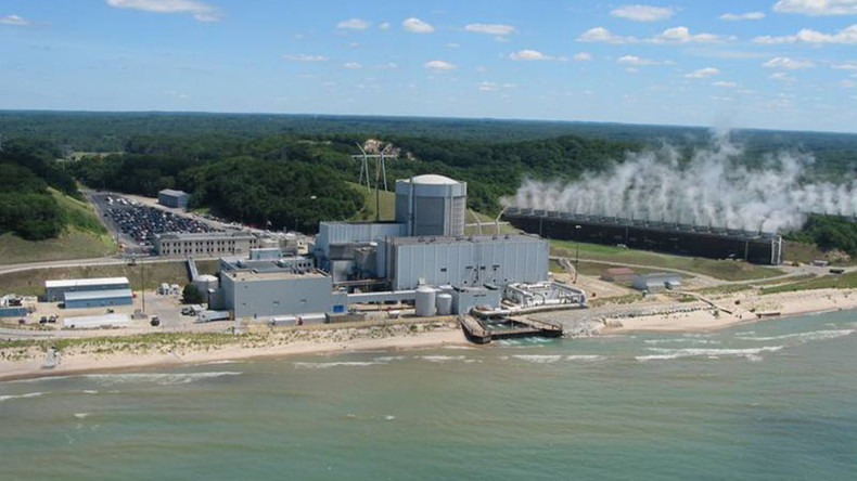 'Radioactive Russian roulette': Lake Michigan NPP stays open amid public health concerns