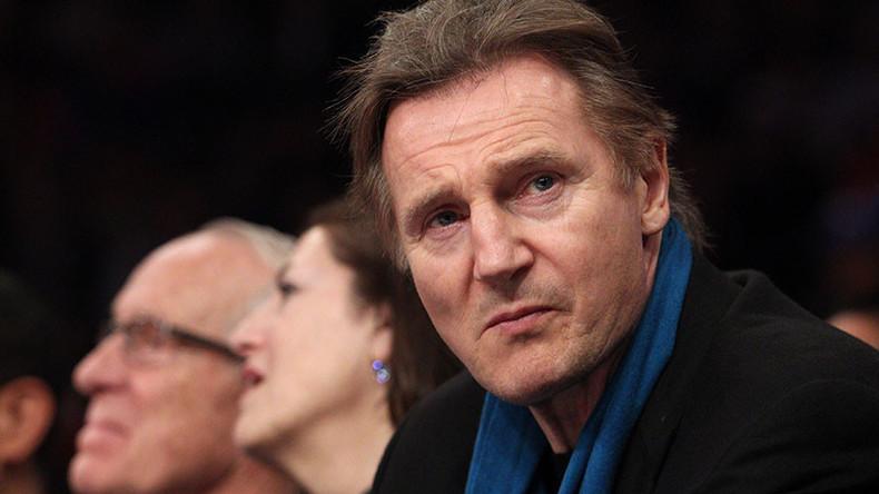 Patriotism? Liam Neeson urges to blow the whistle on alleged Trump-Russia collusion