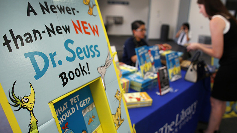 'Dr Seuss is racist propaganda': First lady's book donation rejected