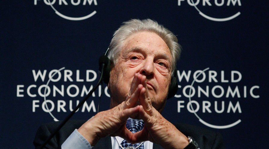 Petition to declare George Soros a 'terrorist' & seize his assets gains required 100k signatures