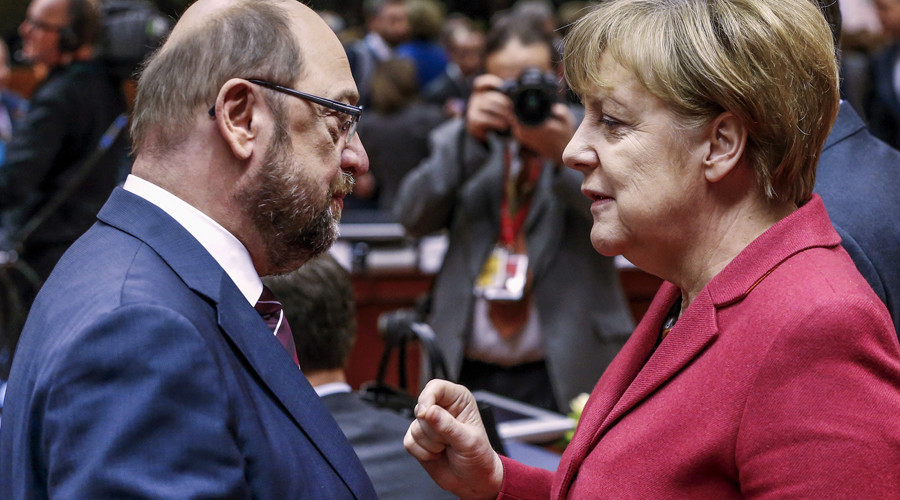 Germany: Caught between America and Russia again