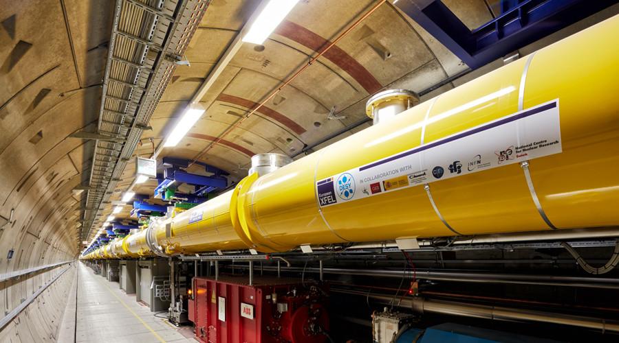 World's biggest X-ray laser launched near Hamburg