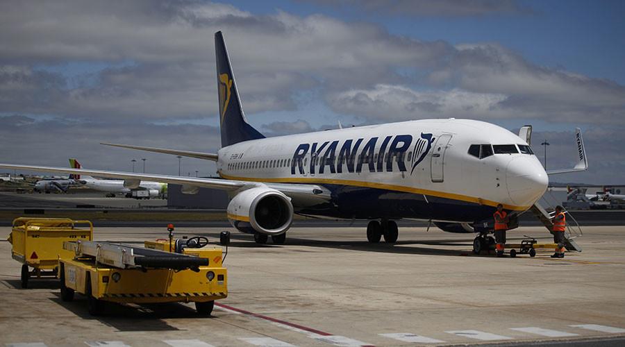 Passengers evacuated after man shouts 'Allahu Akbar' on Ryanair flight