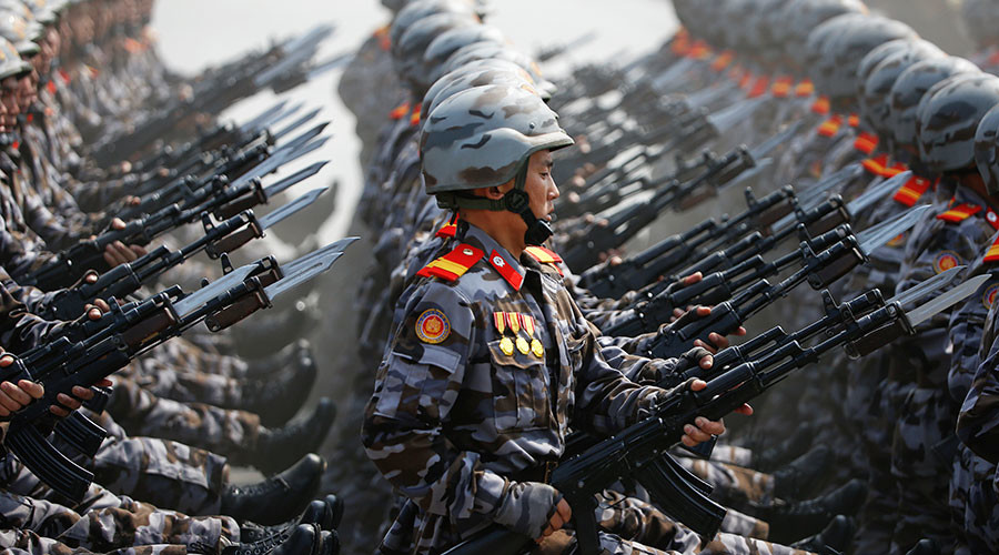 Can the BRICS hold back US war with North Korea?