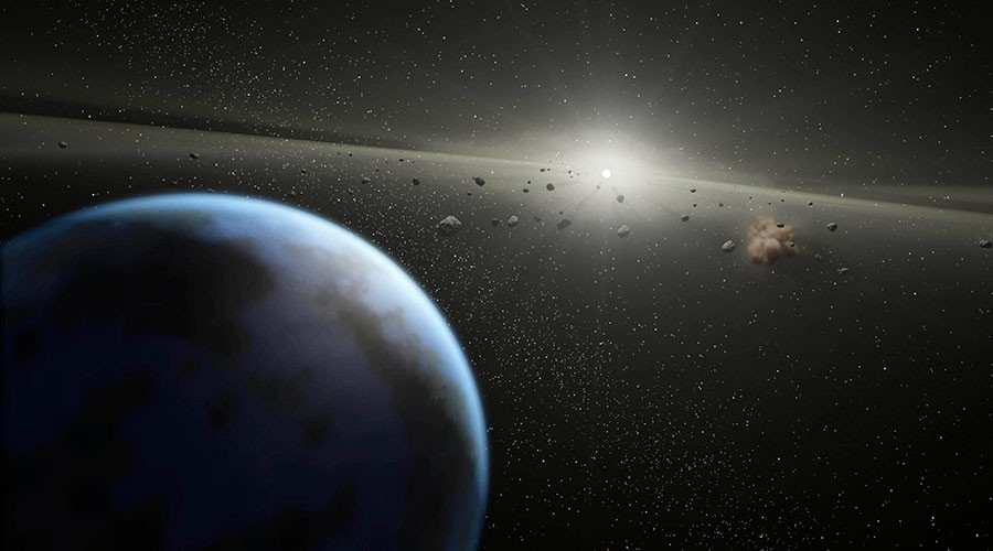 Giant asteroid 'Florence' whizzes past Earth revealing two moons (IMAGES, VIDEOS)
