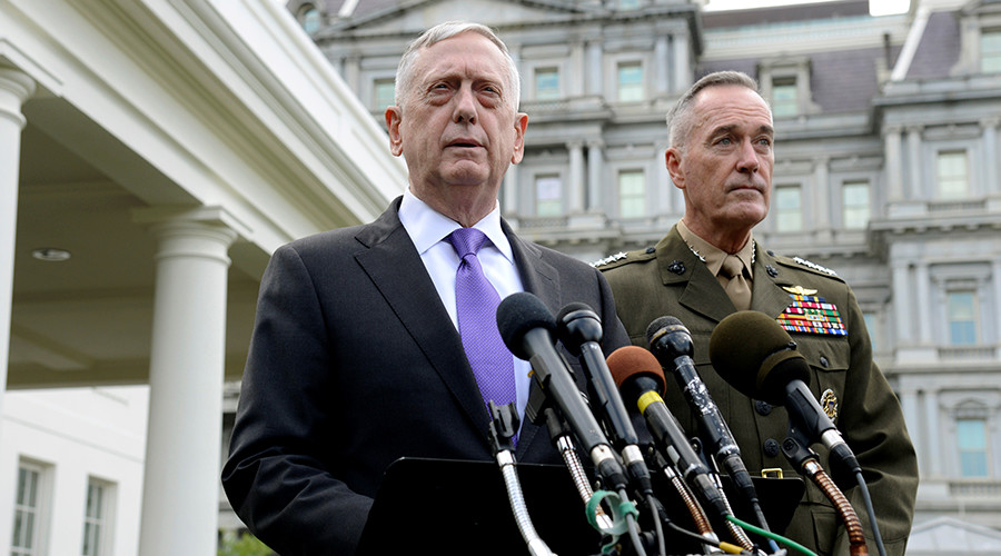 US not looking for 'total annihilation' of N. Korea, but has 'many options to do so' – Mattis