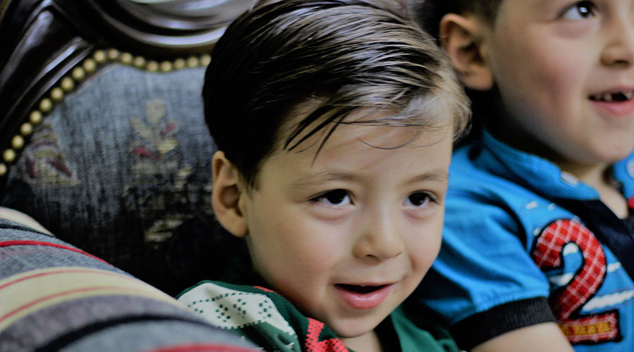 The 'other' Omran: Aleppo civilians expose MSM lies & child exploitation
