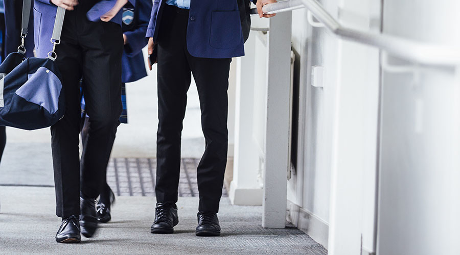 """My daughter has a gender!""  Parents angry over introduction of gender neutral school uniforms"