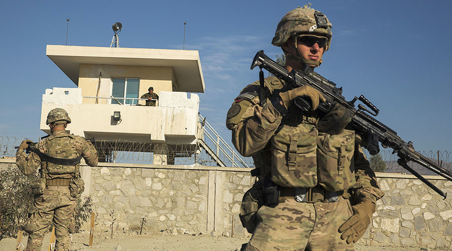 'Offensive to Muslims': US forces apologize for leaflet depicting Koran passage on dog