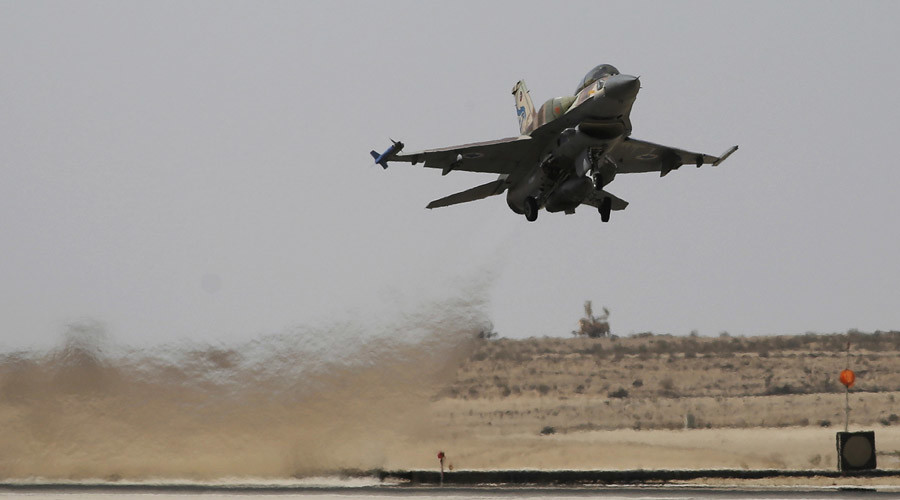 Israeli plane strikes Syrian positions in Hama province kills two servicemen – Syrian Army