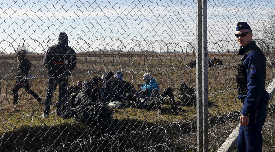 'Forcing EU states to accept illegal migrants is ticking time bomb for European unity'