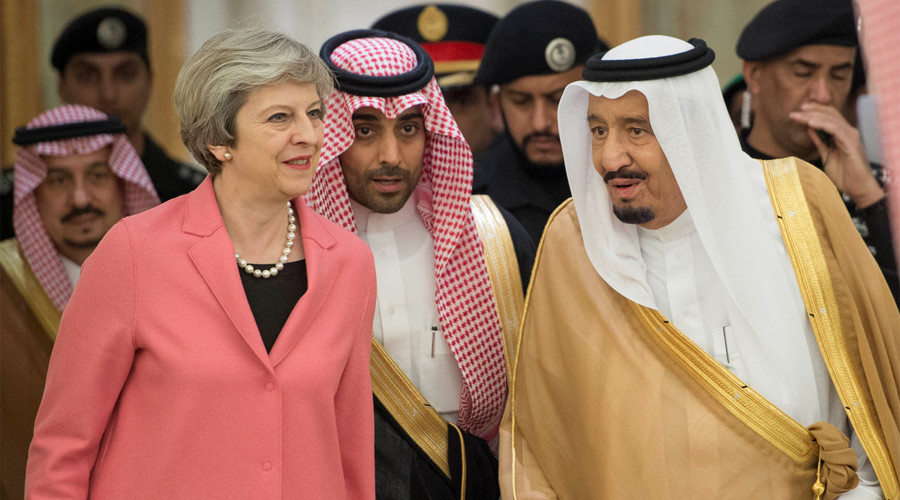 As London lures Saudi oil giant, RT looks at UK's history of rule-bending for its questionable ally