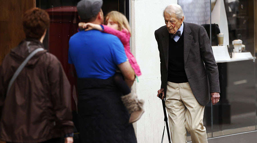 'Sick people': UK has worst life expectancy rate in Europe