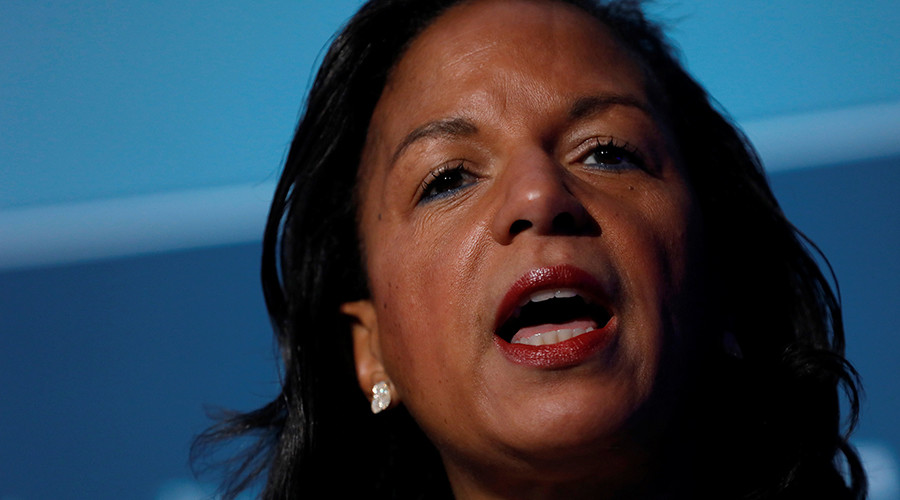 Trump slams Susan Rice: 'What she did was wrong'