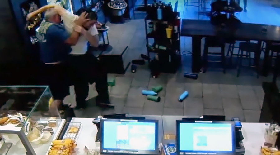 Good Samaritan Who Thwarted Starbucks Robbery Faces Possible Lawsuit From Suspect
