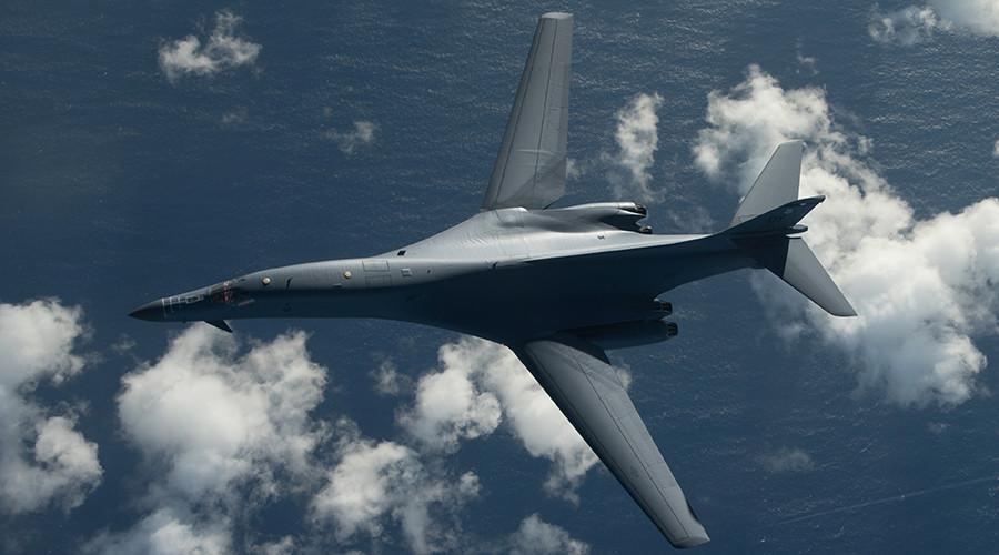 US flew B-1B bombers just off coast of North Korea (PHOTOS)