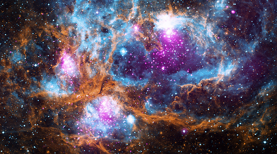 Cosmic ray mystery may have finally been solved