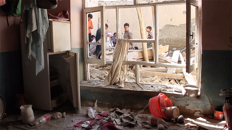 'Sorry it was a mistake' not enough: Afghan decries US strike that wounded 6 in his family (VIDEO)
