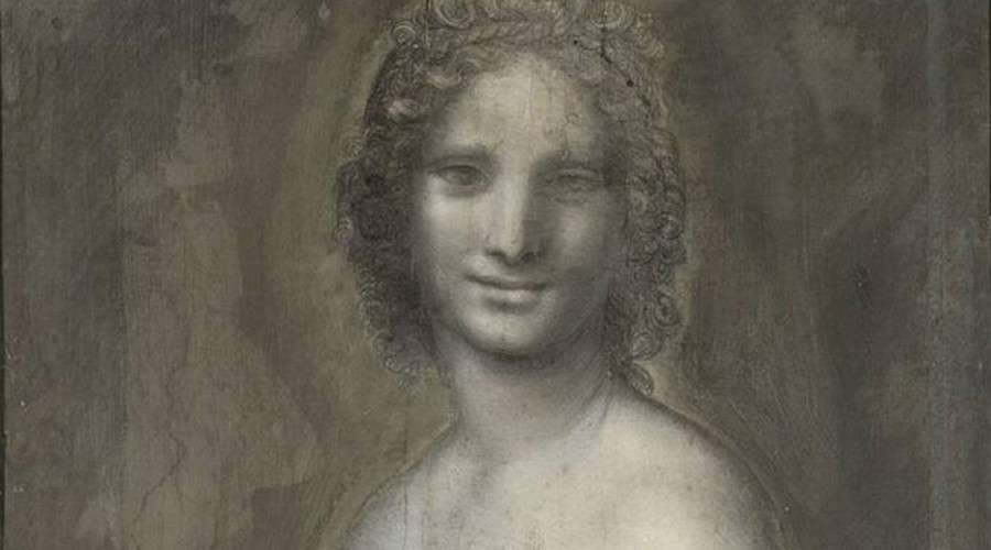 Mona Lisa Sketch? Drawing Could Be da Vinci Painting's Trial Run