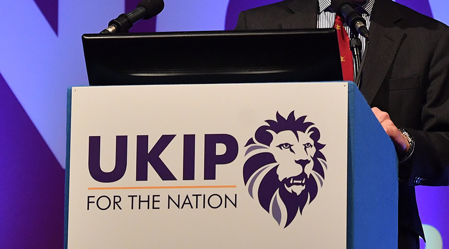 Own goal! Why are Twitter users mercilessly mocking UKIP's new logo