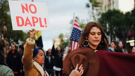 """DAPL Corporation sues activists for $300 MILLION"""""""