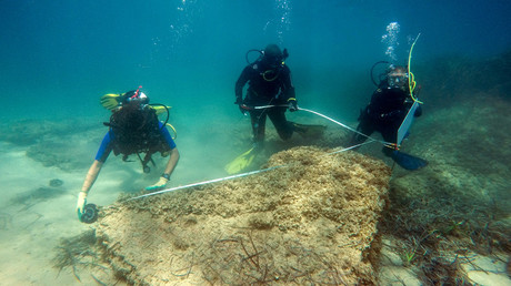 Long-lost Roman city of Neapolis discovered off Tunisia (PHOTOS)