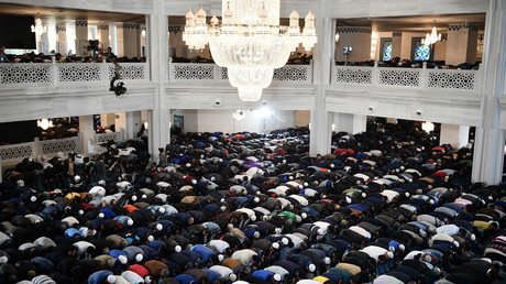 Muslims across Russia celebrate Eid al-Adha