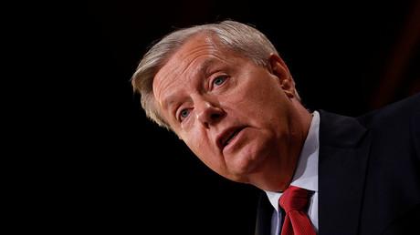 Senator Lindsey Graham (R-SC). ©Aaron P. Bernstein