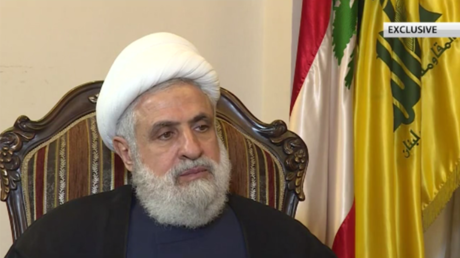 ISIS is a monster which the US helped create to overthrow Assad – Hezbollah co-leader