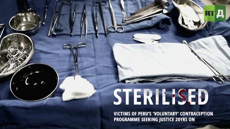 Sterilised