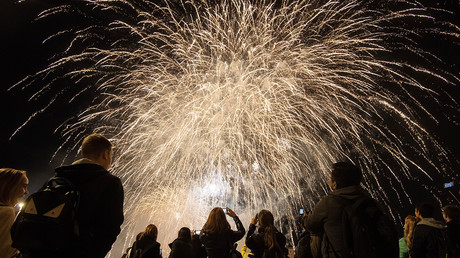 Fireworks and public events as Moscow marks City Day
