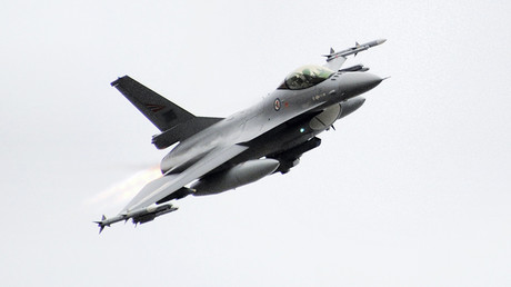 Why & how Norwegian F16 jet almost killed 3 officers during military drill