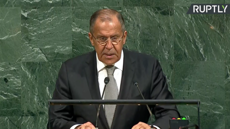 NATO is seeking to revive Сold War climate - Lavrov at UNGA