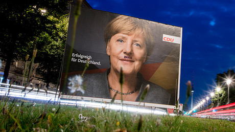 'Bikinis & bees': The worst and best of Germany's political posters this election (PHOTOS)