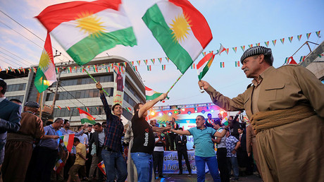 Kurdish leader says 'yes' vote won independence referendum